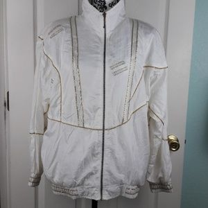 Vintage Primrose Sz. L 80s 90s Windbreaker Jacket
